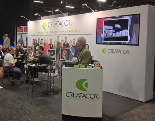 Creatacor at EXHIBITOR2014