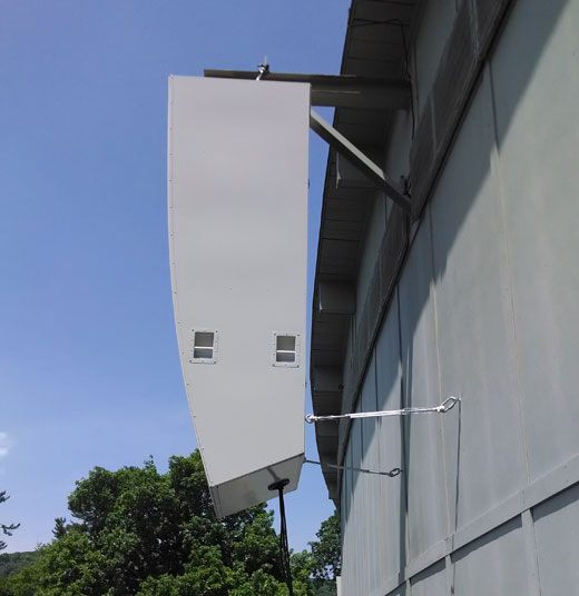 Creatacor partners with Specialized Audio Visual Inc. to fabricate speaker enclosures for the new D&B V-8 speaker arrays